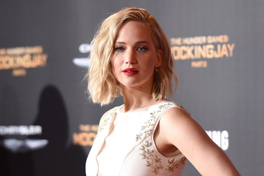 Jennifer Lawrence é a mais bem paga do mundo