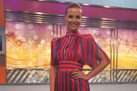 Cristina Ferreira usa vestido das estrelas