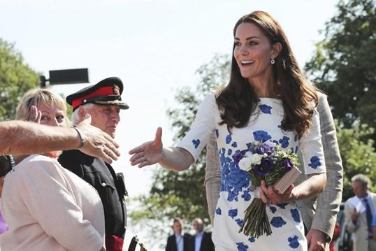 Kate repete vestido de 287 euros