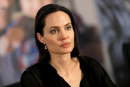 Angelina Jolie agradece apoio