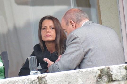 Nova relação divide amigos de Pinto da Costa