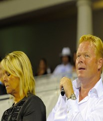 Ronald Koeman sempre no desporto