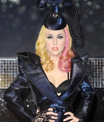 Madame Tussauds lança 'Lady Gaga Day'