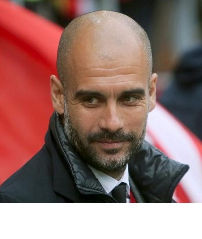 Guardiola no top dos homens mais sexy do mundo