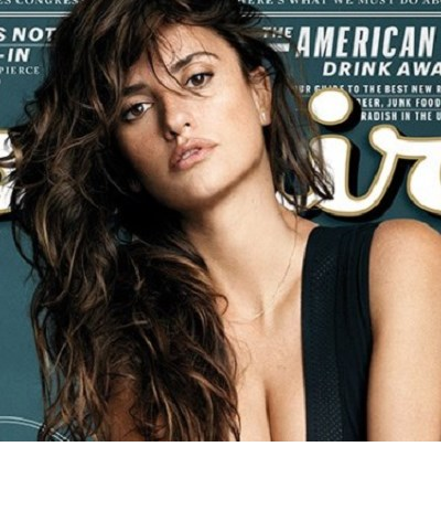 Penélope Cruz é a mais sexy do mundo