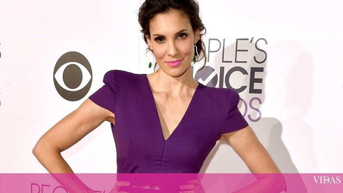 Daniela Ruah brilha em festa da CBS - a Ferver - Vidas