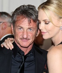 Sean Penn traiu Charlize Theron