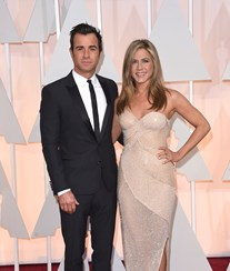 Aniston e Theroux casaram-se
