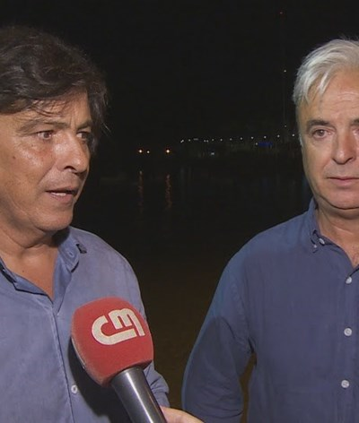 Concerto dos Trovante nas Festas do Mar