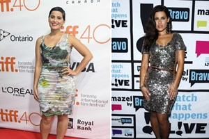 Nelly Furtado surpreende com curvas