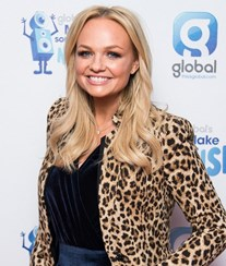 Emma Bunton das 'Spice Girls' confirma encontro com as ex-colegas
