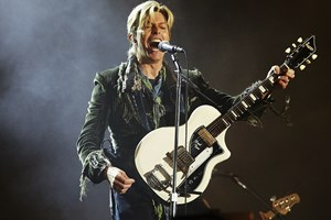 David Bowie lidera top dos EUA