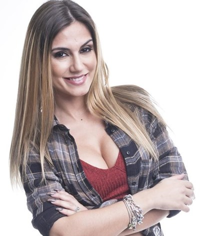 Liliana regressa à TV após crime do avô