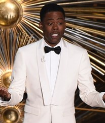 Chris Rock arrasa polémica racial