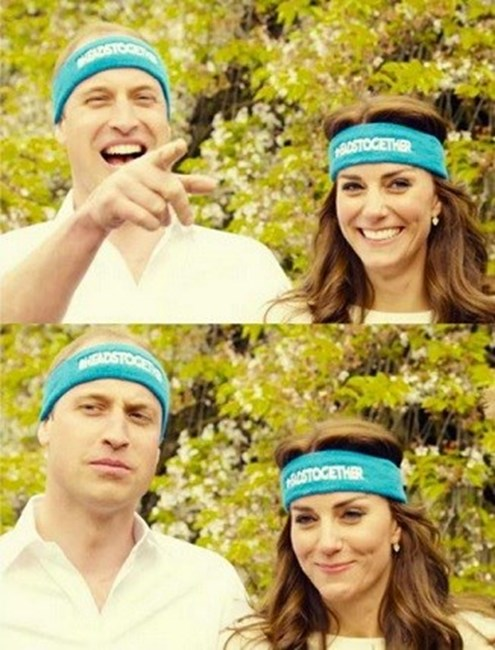 kate, william, harry