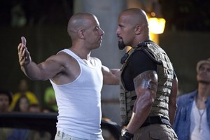 Vin Diesel responde a The Rock