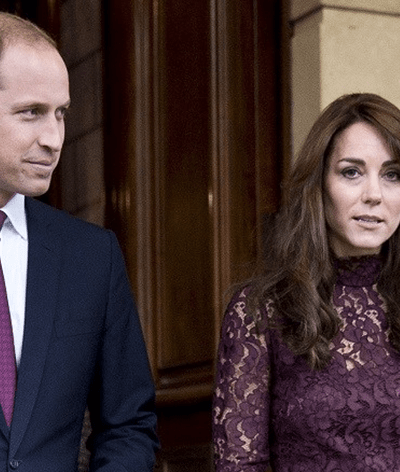 William e Kate Middleton disputam Coroa com Carlos