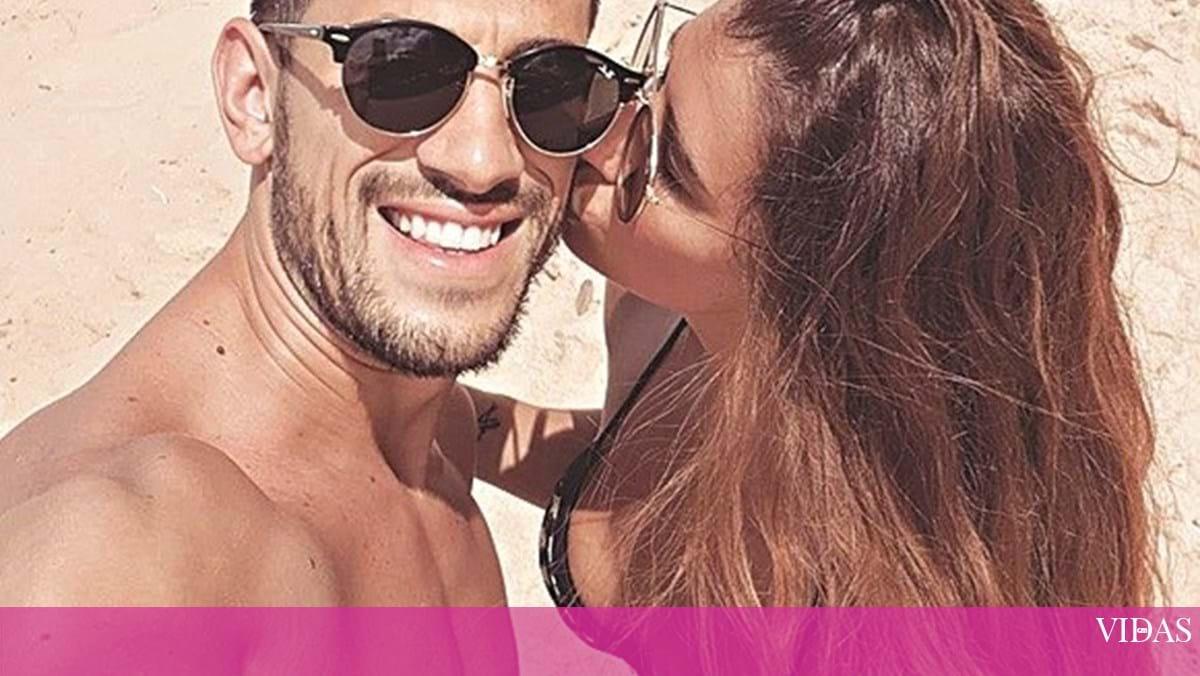 """""""Namoro começou ainda na escola"""": Mulher de Pizzi revela segredos do casal"""
