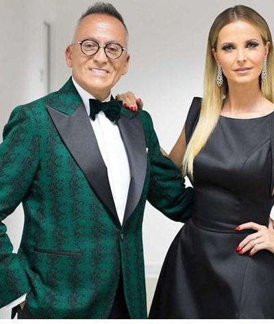 Cristina Ferreira e Manuel Luís Goucha reúnem-se para troca de presentes de luxo