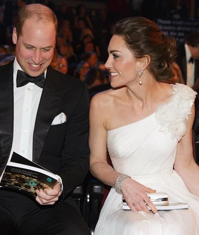 "Kate e William ""mais unidos do que nunca"" após polémica"