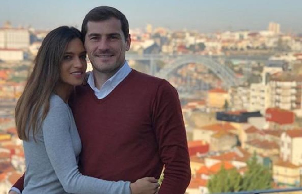 Sara Carbonero, Iker Casillas