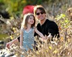 Tom Cruise com a filha Suri