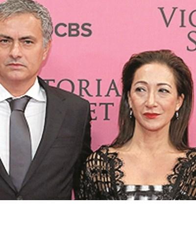 Polémicas ensombram casamento de José Mourinho