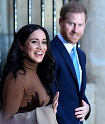 Harry e Meghan proibidos de usar a marca Sussex Royal