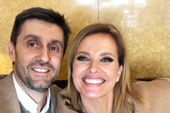 Daniel Oliveira e Cristina Ferreira