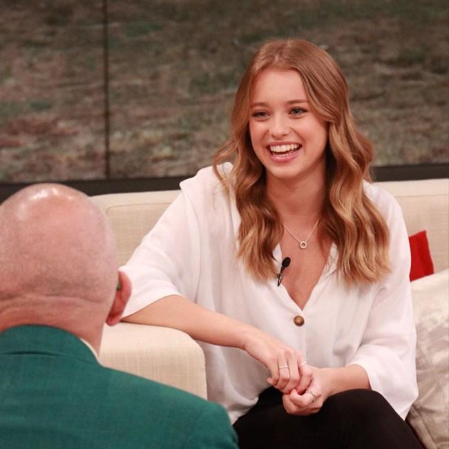 Margarida Corceiro esteve no 'Você na TV'