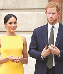 Meghan Markle e Harry acusados de censura