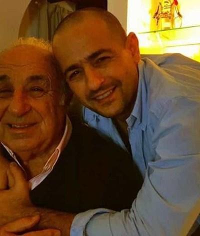 Gonçalo Diniz sofre pelo pai de 81 anos que está no Brasil