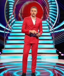 Cláudio Ramos ameaça expulsar público do 'Big Brother'