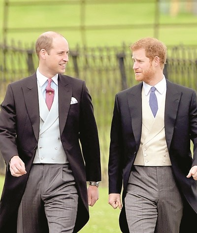 Príncipe William revolta-se com Harry e Meghan por gastos excessivos