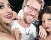 Iury, DIogo e Sandrina do 'Big Brother'