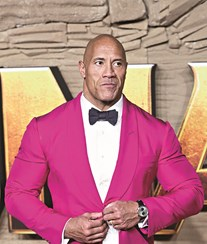 Dwayne Johnson é o rei do Instagram