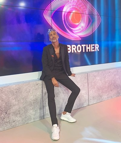 "Pedro Crispim indignado com comportamento dos concorrentes do 'Big Brother: ""Identifico-me zero"""