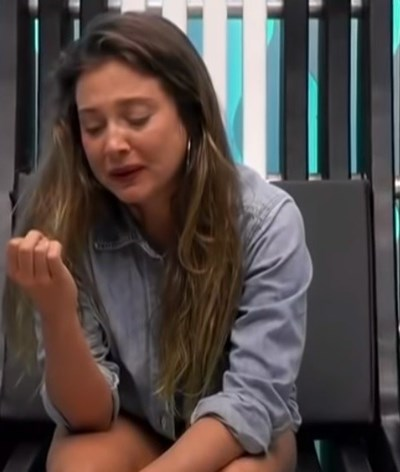 "Ana Catharina do 'Big Brother' desabafa sobre morte do pai: ""É muito difícil"""