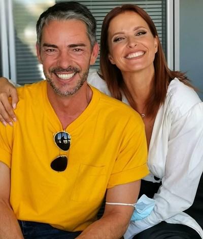Cristina Ferreira volta a unir-se com Cláudio Ramos na TVI