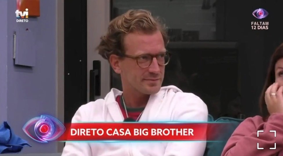 Diogo do 'Big Brother'