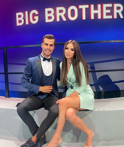 "Jéssica e Pedro Alves do 'Big Brother' declaram-se: ""Minha vida"""
