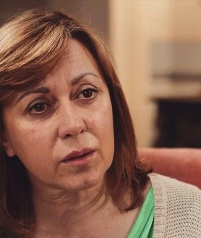 Gravações da novela 'A Serra' suspensas após notícia da morte de Maria João Abreu