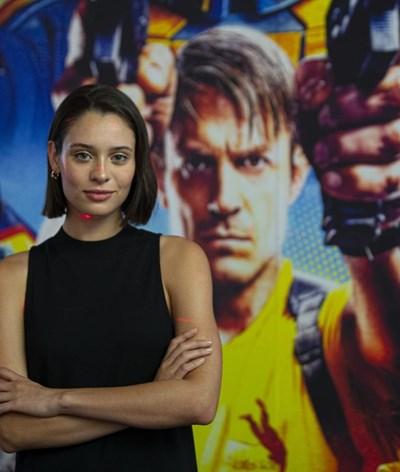 Daniela Melchior brilha em novo filme internacional