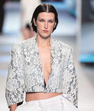 Irreverência marca despedida do Portugal Fashion
